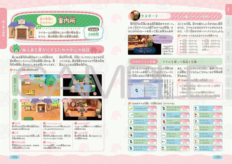 写真は、案内所の解説ページのサンプル(提供:KADOKAWA)