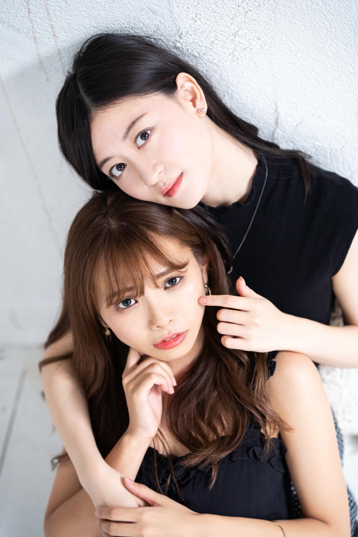 写真は、上西恵さんと磯さん(C)KADOKAWA PHOTO/MAKINO SHOTA