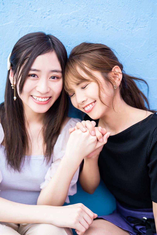 写真は、内木志さんと磯さん(C)KADOKAWA PHOTO/MAKINO SHOTA