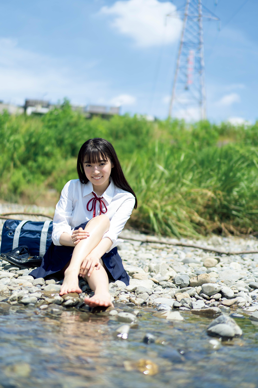 桜田愛音 (C)光文社/週刊「FLASH」 写真◎藤本和典
