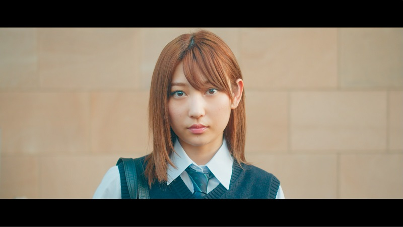 志田愛佳さん出演『この気持ちもいつか忘れる』PVの1カット