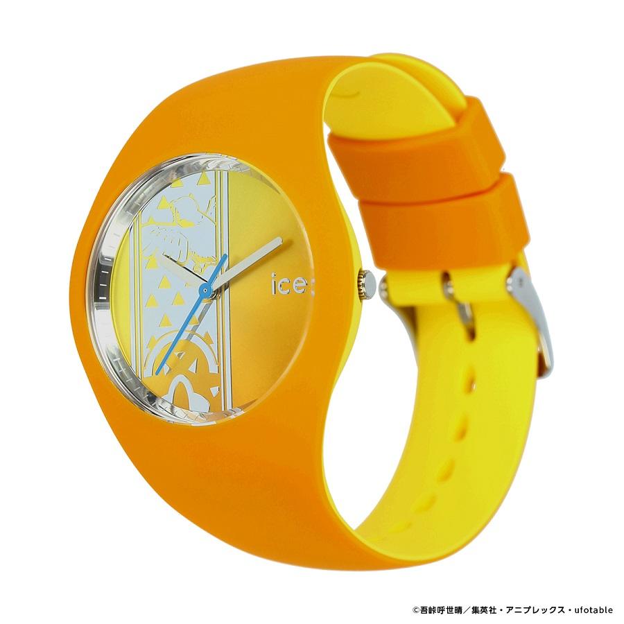写真は、善逸モデルの腕時計(提供:アニプレックス) (C)吾峠呼世晴/集英社・アニプレックス・ufotable