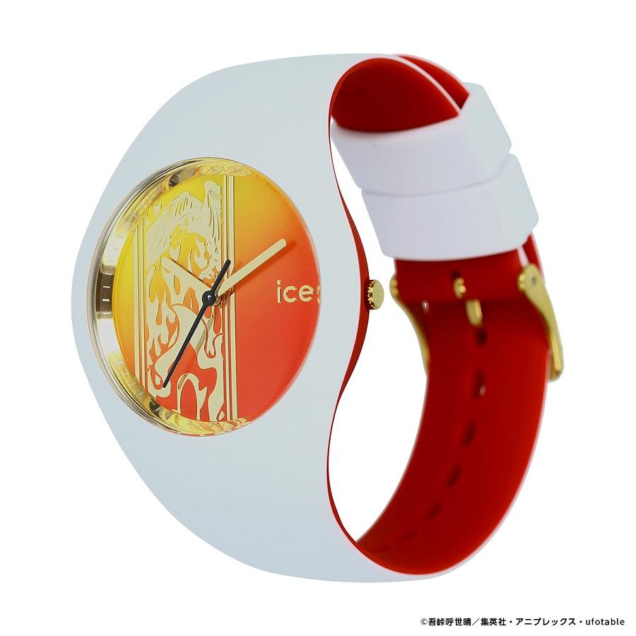 写真は、煉獄モデルの腕時計(提供:アニプレックス) (C)吾峠呼世晴/集英社・アニプレックス・ufotable
