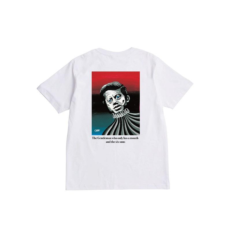 ポップアップショップで販売中のグッズたち「T-Shirts」 5,000円(税別)