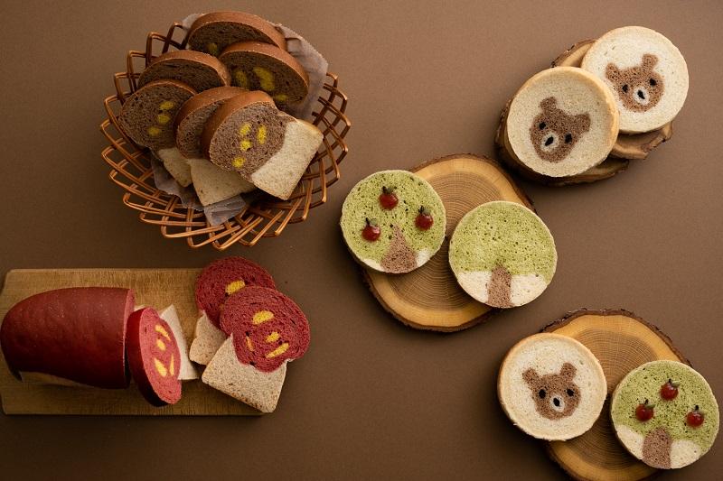 画像は、『100均の焼き型で、かんたん、かわいい しあわせのイラストパン』(KADOKAWA)より(以下、同じ)
