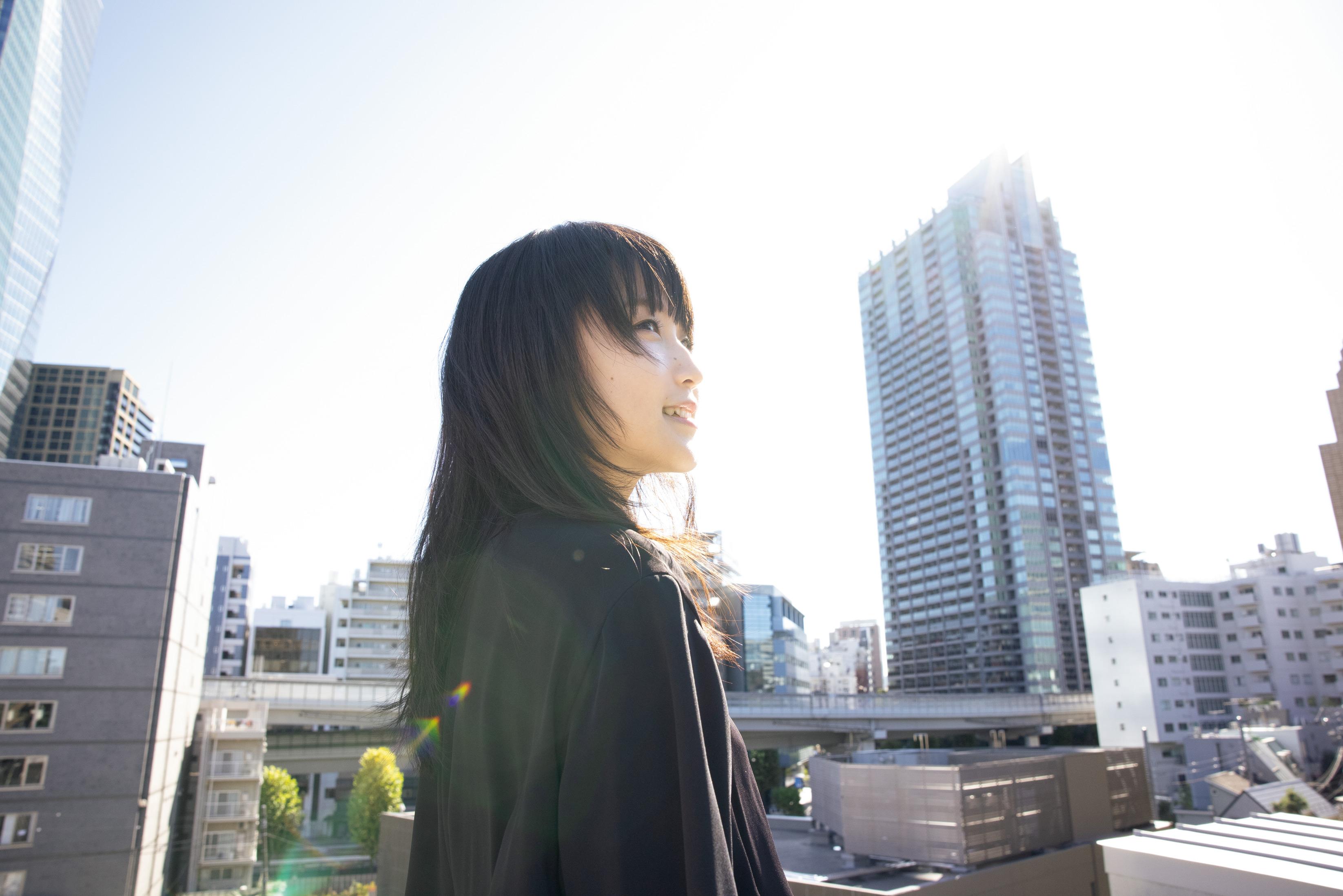 画像は、鞘師里保さん (C)光文社/週刊『FLASH』 写真◎西田幸樹