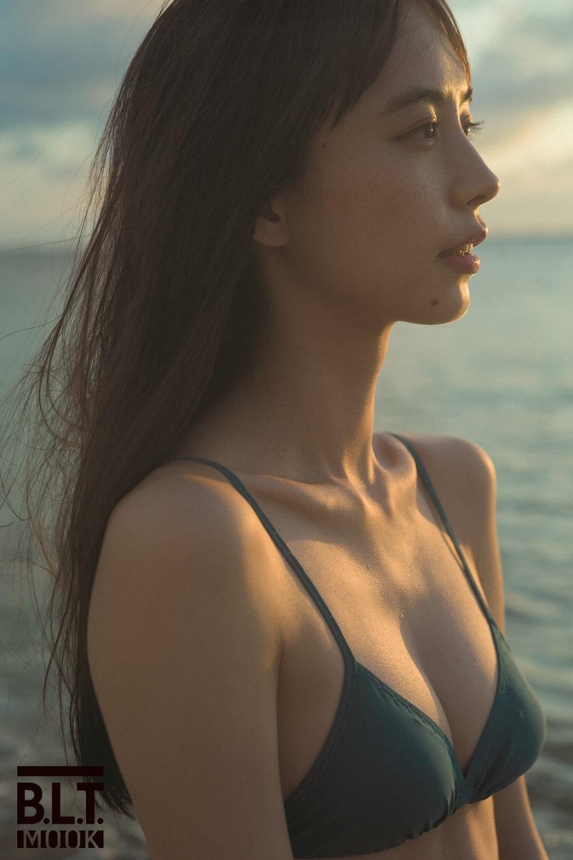 「飾らない自分を出せた気がしています」女優・井桁弘恵1st写真集