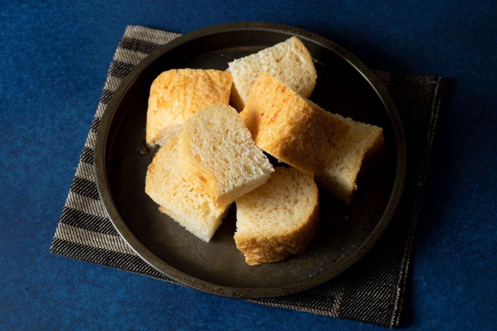 3種類のチーズを使った「チーズリッチパン」