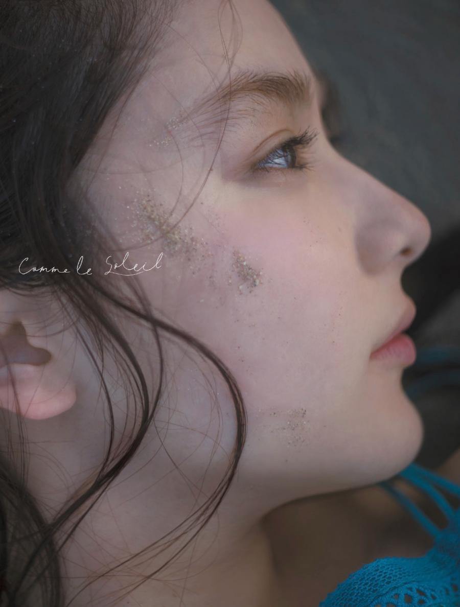平祐奈写真集「Comme le Soleil」を電子版でも。