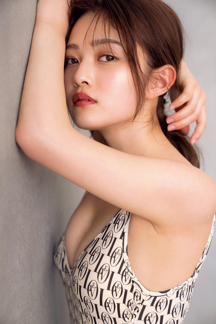 写真は、井上咲楽さん (C)光文社/週刊『FLASH』 写真◎中村和孝