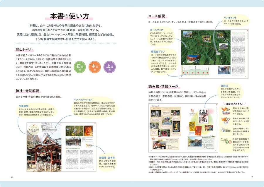 写真は書籍の使い方のページ(提供:昭文社)