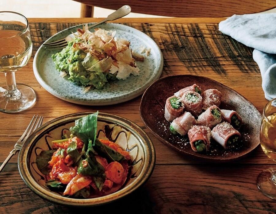 写真は和田さんの料理(提供:小学館)