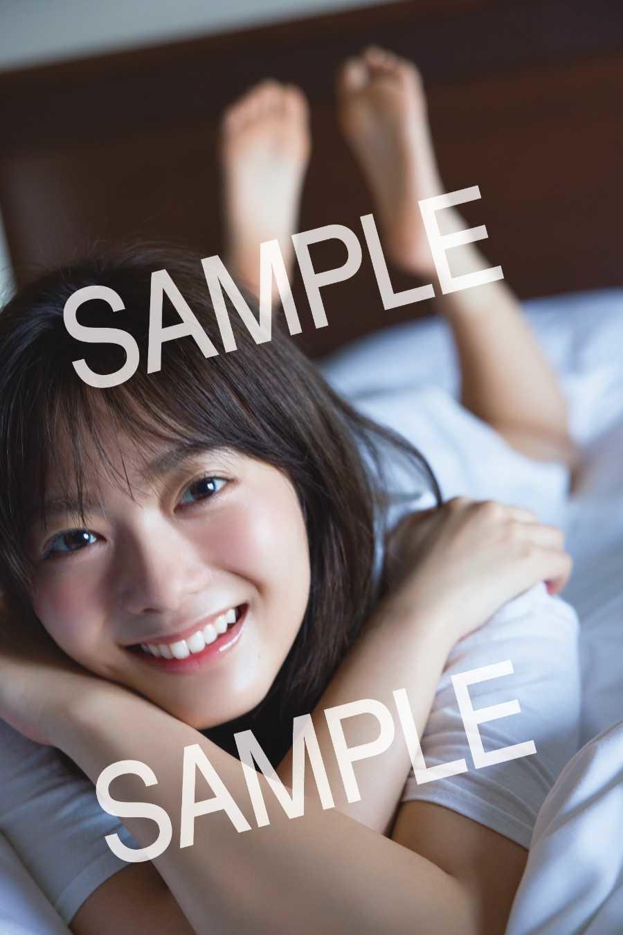 写真はSHIBUYA TSUTAYA版特典(提供:小学館)(撮影:Takeo Dec.)